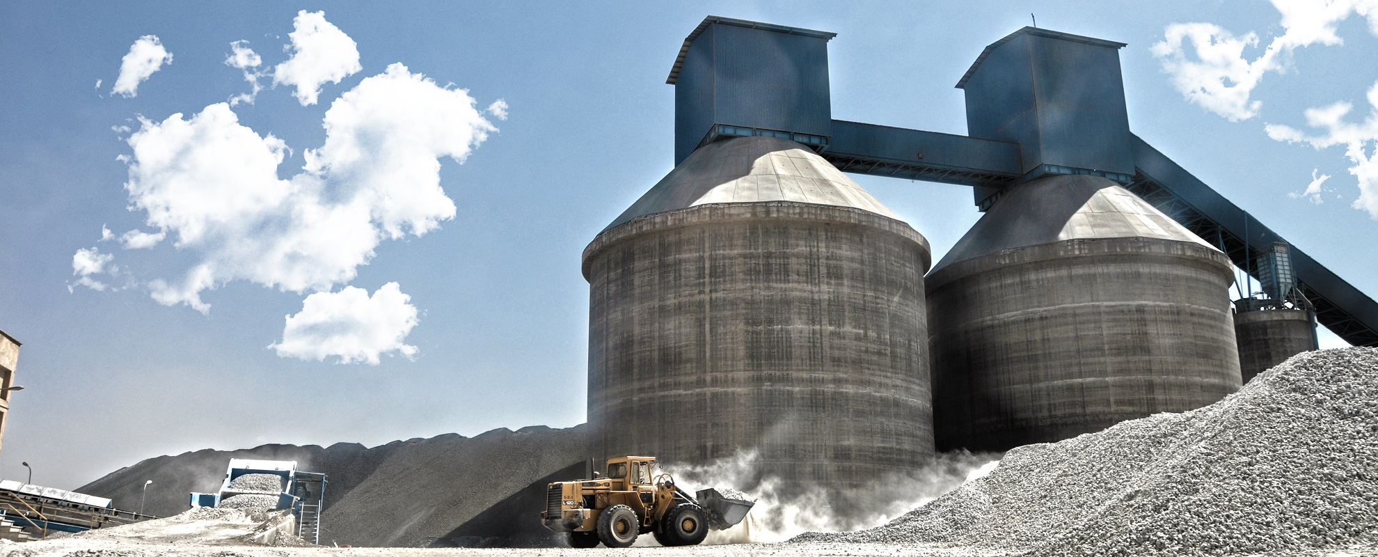 Iran Cement Industry