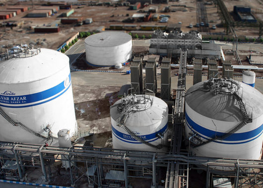 Bright Future of Industrial Gas in Iran with First Joint Venture Between Linde and Delvar Afzar
