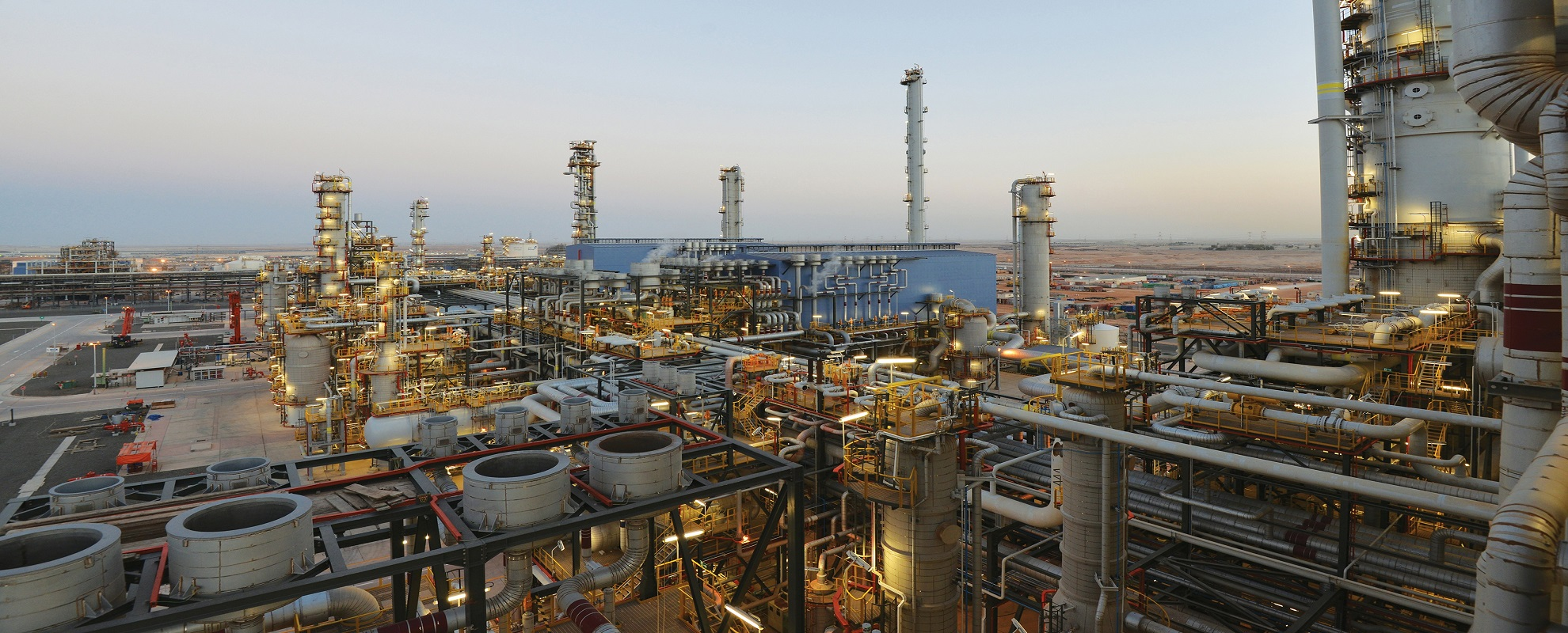 Petrochemical industry in the world